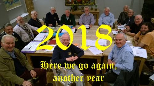 Happy New Year From Honiton Lions
