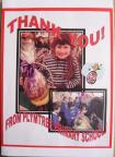 Thank You to Lions from Plymtree Primary School following Easter Egg gift