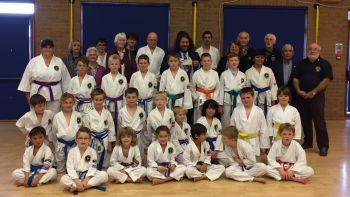 £600 to Karate club
