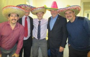 Movember mob from SWH Ltd