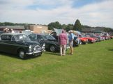 Real classic cars at Lions day event