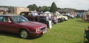 More classic cars
