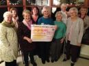 Hospiscare receives £750 from Lions Ladies