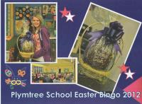 Plymtree School Easter Bingo with Lions 1Kg EGG