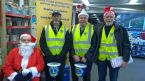 Final collection at Tesco Honiton 2016